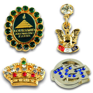 Lapel Pins With Gemstones