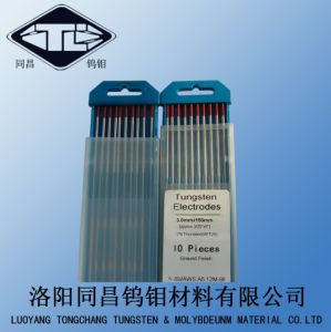 Wt20 Tungsten Electrodes Dia2.4*175 for Welding Material pictures & photos