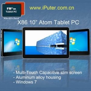 10 Inch Mobile Internet Device Windows 7 (ET1001)