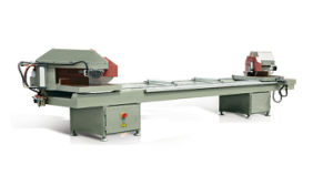 Digital Display Double Head 45-Degree Cutting Machine (for window profiles) pictures & photos