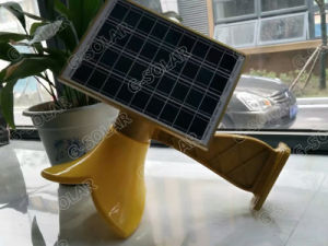 12W Solar Wall Light, Garden Light for Home Use pictures & photos