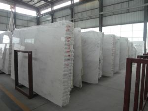 Wholesale Starry White Star White Chinese Oriental White Marble