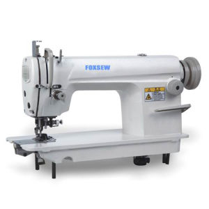 High-Speed Lockstitch Sewing Machine with Side Cutter pictures & photos