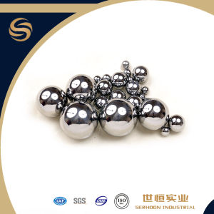 12.7mm G40 AISI52100 Chrome Steel Ball for Bearing