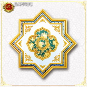 Ceiling Luxury Panels for Home Decoration (BRDJ18-S093) pictures & photos