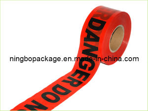 "Red Caution Tape 1.5 Mil 3""X 1000′ Barrier Barricade Tape pictures & photos"