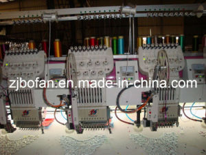 Laser Cutting Embroidery Machine pictures & photos
