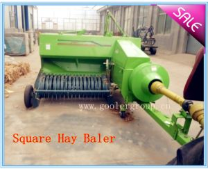 Mini Square Hay Baler, Tractor Pto Driven, CE Certificate pictures & photos