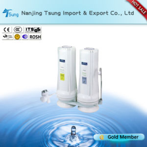 Counter Top 2 Stage Water Filter for Home Use Ty-CT-W5 pictures & photos