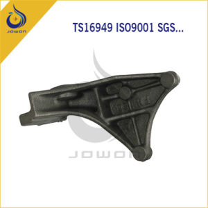 ISO/Ts16949 Certificated CNC Machining Spare Parts Iron Casting pictures & photos