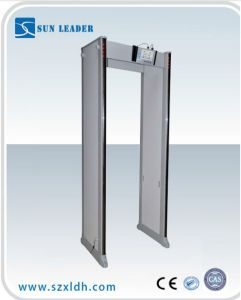 Walk Through Metal Detector Gate for 24 Detaing Zones pictures & photos