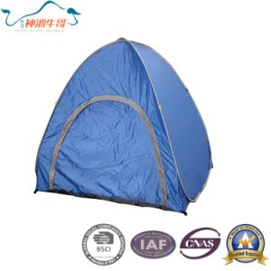 Steel Pole Pop up Camping Tent