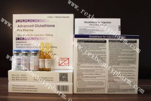 1500mg Glutathione Injection for Skin Whitening pictures & photos
