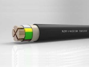 N2xh, N2xh-J, N2xh-O, 0.6/1kv Halogen-Free and Flame-Resistant Power Cable pictures & photos