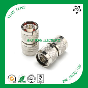 CATV Connector N Male to Male Connector China Manufacture pictures & photos