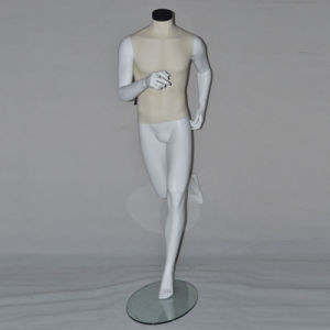 Headless Running Sport Male Mannequin for Window pictures & photos