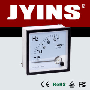 [Hot Item] Reed Frequency Panel Meter (96 Hz Reed type)