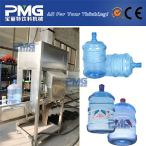 Hot Selling Automatic 5 Gallon Pet or PC Barrel Water Filling Machine pictures & photos