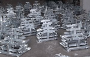 GSM & MW Brackets for Telecom Steel Tower in Africa Area