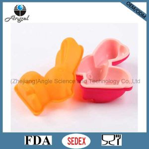 Rabbit Cartoon Silicone Caking Tool Silicone Cake Mold Sc13