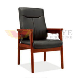 Genuine Cow Leather Meeting Chair Office (HY-NNH-D4) pictures & photos