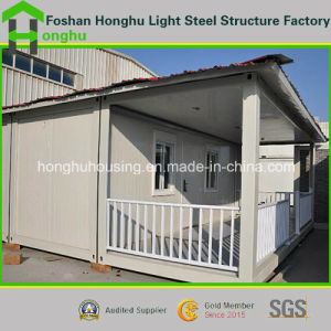 Modern Prefabricated House / Flat Pack Mobile Prefab House pictures & photos