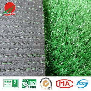 Straight&Curly Hybrid Artificial Grass for Landscape, Garden, House, Villa, and The Roof Garden
