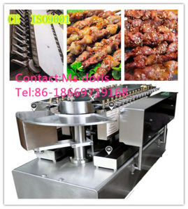 Automatic Yakitori Rotating Grilling Machine for Sale, Kebab Making Machine pictures & photos