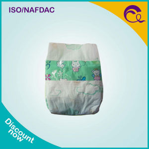 Very Cheap Baby Diaper, Disposable Sleepy Diaper to Angola