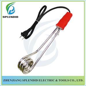 """800W 220V Travel Electric Boiler Water Heater Element Water Heating Immersion 5/"""""""