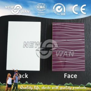 Solid Colors High Glossy UV MDF/Coated UV MDF pictures & photos