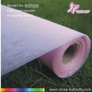 Plain Non Woven Flower Wrapping Paper