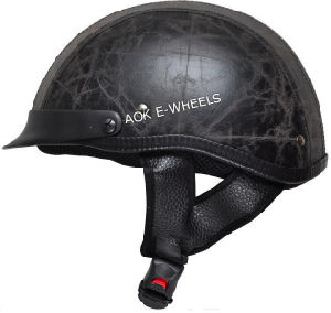 DOT Approved High Quality Motorbike Helmet with ABS Material (MH-014) pictures & photos