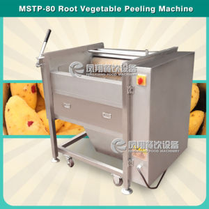 Roller Brush Type Maca Washing and Peeling Machine
