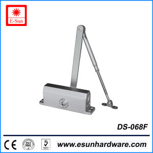 Safety Popular Designs Aluminium Alloy Door Closers (DS-068F) pictures & photos