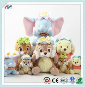 New Design Baby Plush Bath Toy