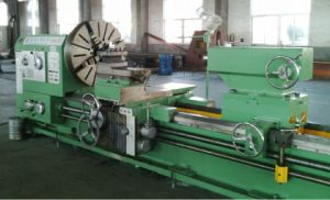 High Precision Heavy Cutting Lathe Machine (CW61125 lathe machine) pictures & photos