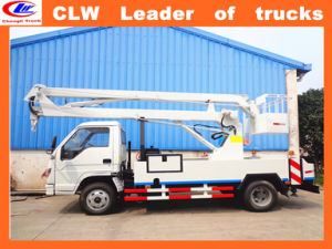 Factory 4*2 High Altitude Platform Operation Truck pictures & photos