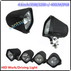 35W HID Work Light for Car Jeep Offroad SUV