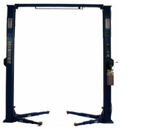 Hydraulic Two Car Lift HP-L5 Single Point Manual Release Two Post Lift