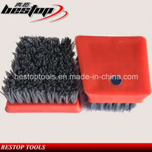 Granite Marble Leather Stone Industrial Diamond Abrasive Brush pictures & photos