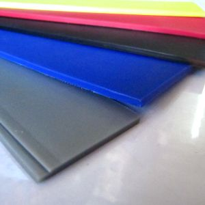 Colorful PP Polypropylene Plastic Sheet / PP Board pictures & photos