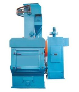 Q32 Series Rubber Track Shot Blasting Machine pictures & photos