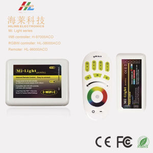 12-24V 2.4G Wireless Mini RGBW 6A*4channel Dimming & Touch WiFi Driver pictures & photos