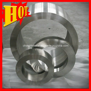 Customized Size Titanium Ring Gr2 with High Quality