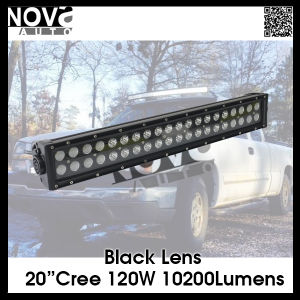 "CREE Unique Design Black Face 40""240W Auto LED off Road Light Bar"