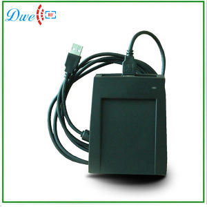 IC Contactless Card Reader/USB Card Reader/Desktop Smart RFID Reader pictures & photos