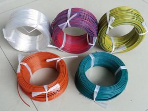 Awm1332 High Temperature Resistant FEP Insulation Teflon Wire pictures & photos