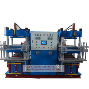 Double Station Hydraulic Rubber Press Machine