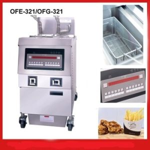 Gas Open Fryer (OFG-321) pictures & photos